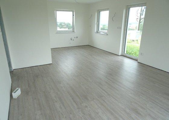 Podlaha v novostavbě