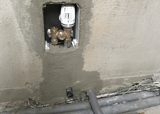 Instalatérské a topenářské práce