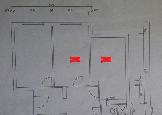 Rekonstrukce kuchyně Praha 12