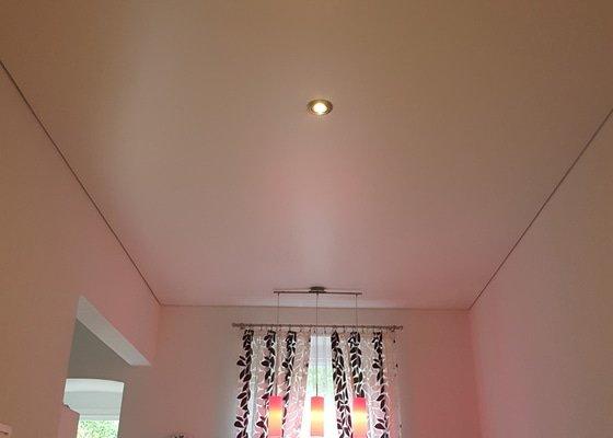 Napínané stropy a osvětpení
