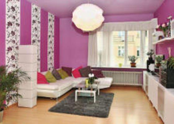 Malování a nalakování postele a komody
