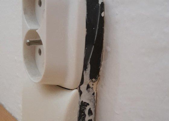 Elektricke zasuvky - vymena - premiestneni