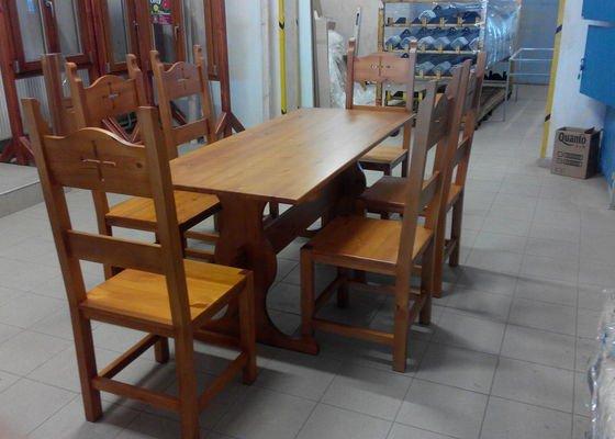 Výroba nábytku