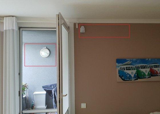 Dodávka a montáž klimatizace do bytu 2+kk (57m2)