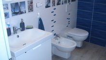 Obložení koupelny
