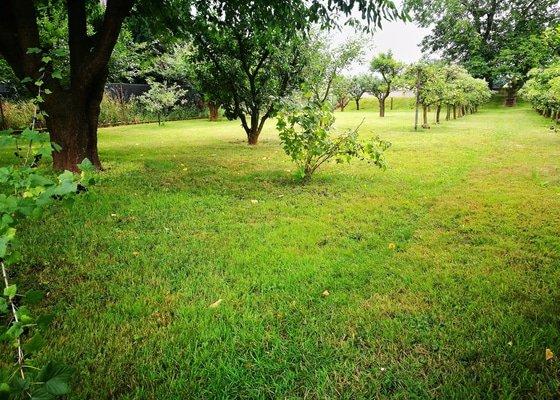 Vertikutace trávníku - Jaroměř