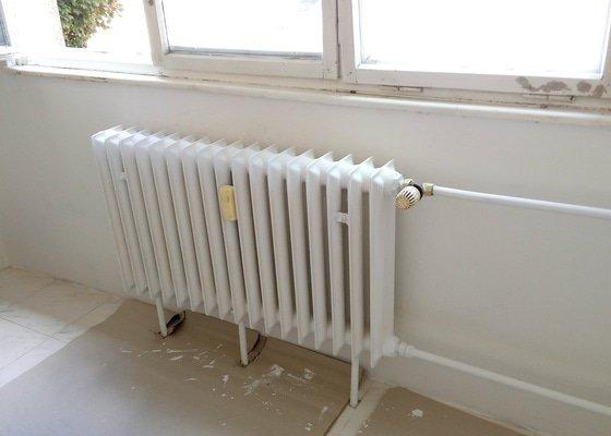 Renovace radiátoru a zárubní