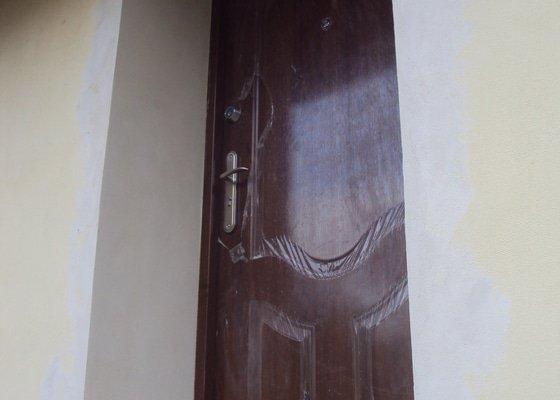 Vytvořit dveřní otvor v nosné (obvodové) zdi