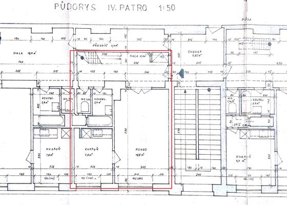Celková rekonstrukce koupelny v bytě 3+1