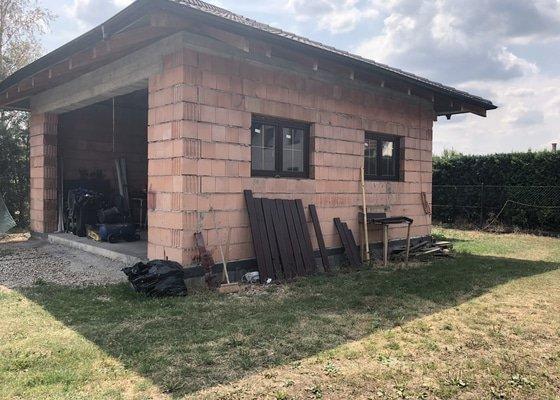 Dostavba garáže