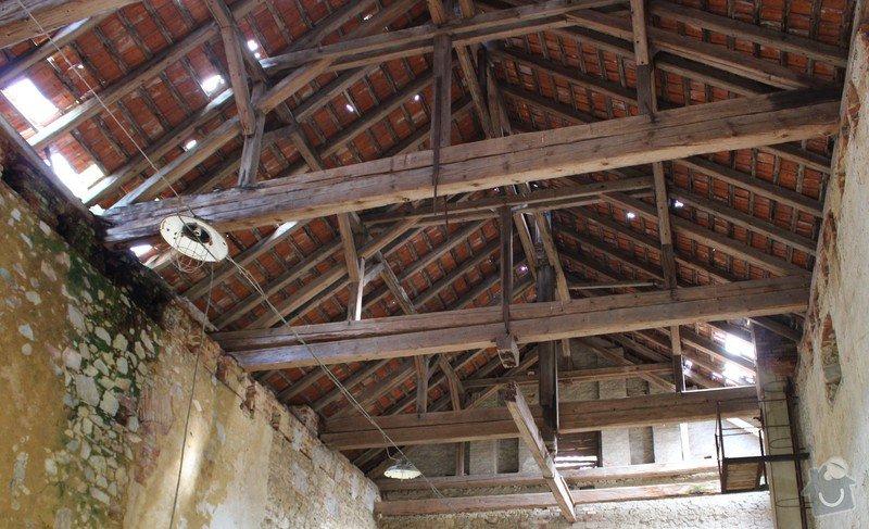 vazníková střecha
