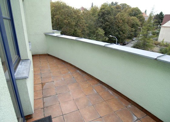 Rekonstrukce terasy 7m2