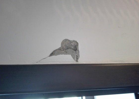 Malování bytu 3+kk