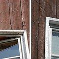 nátěr dřevěných oken