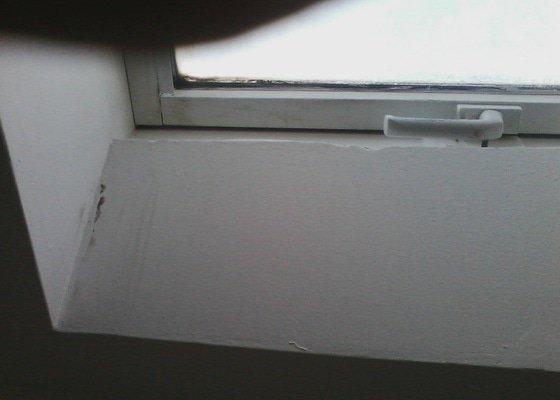 Zatékání do střešních oken