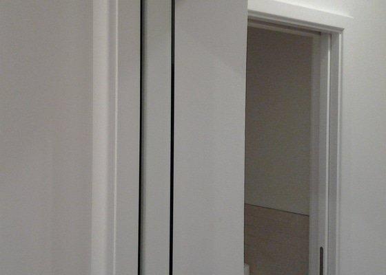 Dveře masiv