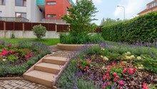 Realizace zahrady praha 4