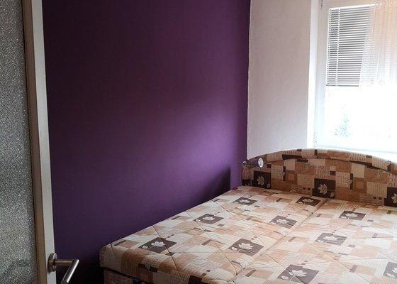 Vymalovani 2 pokoju