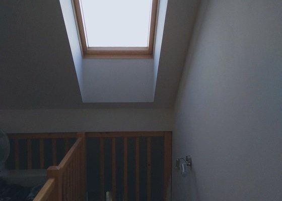 Montáž 2 ks rolet na střešní okna