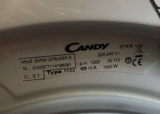 Oprava pračky Candy