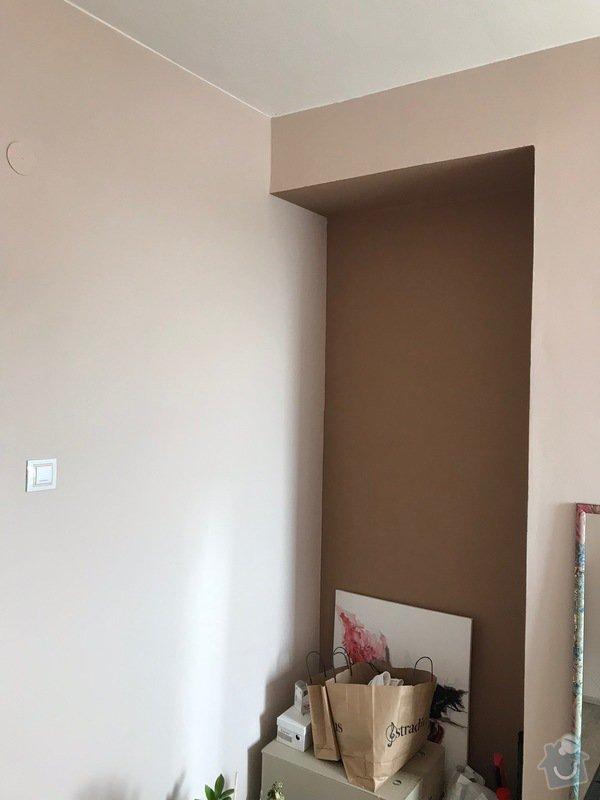 a06989f01 prostor pro skříňky nad postel - Fotogalerie k poptávce Truhlářství ...