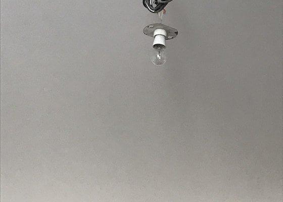 Zapojení a montáž stropního osvětlení v bytě