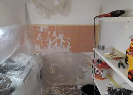 Malování bytu + drobné úpravy