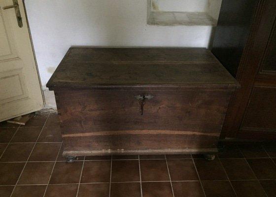 Renovace starého nábytku
