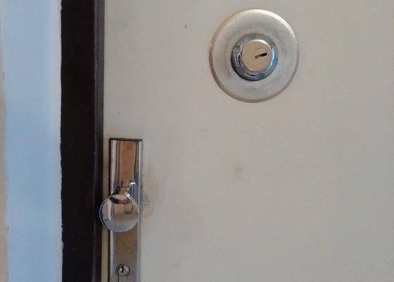 Výměna zámku u dveří