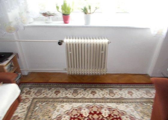 Výměna radiátorů