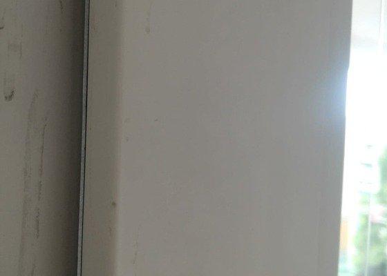 Servis / seřízení oken - 7 oken, 1 balokonové dveře