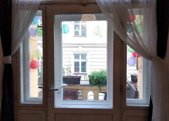 Renovace dřevěného okna a balkonových dveří