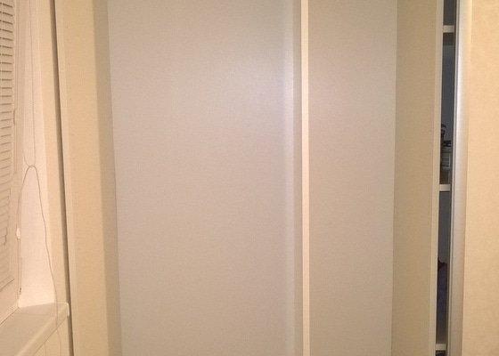 Truhlářské práce – spíž, úprava skříně, drobné opravy