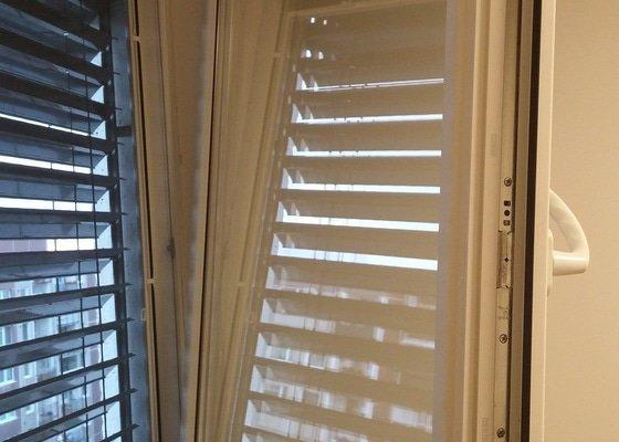Seřízení oken
