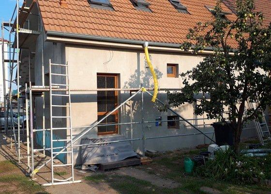 Dokončení a oprava fasády