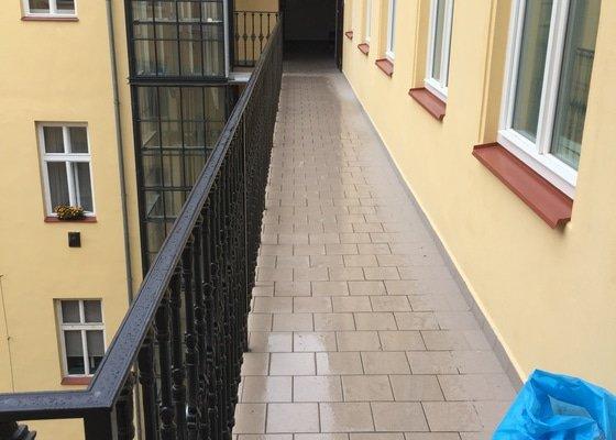 Rekonstrukce bytu Štěpánská  24 Praha 1