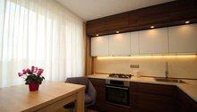 Návrh designu a kompletní rekonstrukce bytu 1+1
