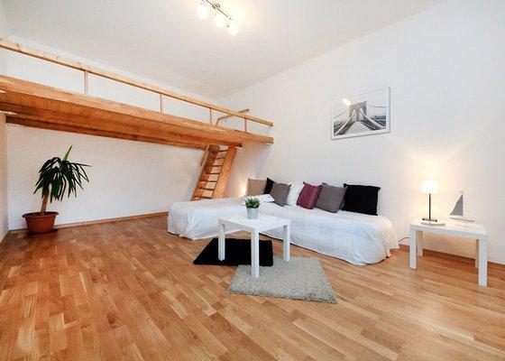 Design a rekonstrukce bytu v cihlovém domě