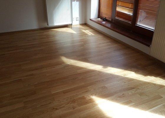 Oprava plovoucí podlahy