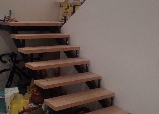 Revitalizace schodiště