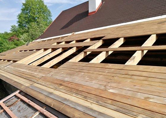 Nová střecha