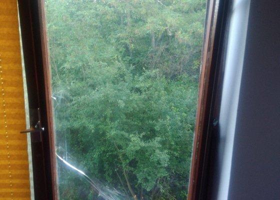 Vymena skel v okne