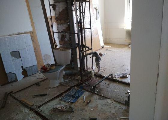 Renovace bytového jádra