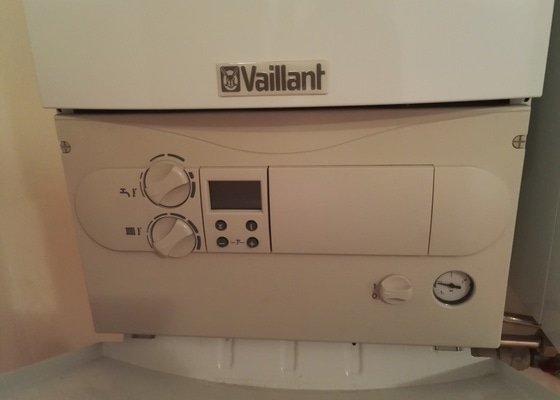 Údržba kondenzačního kotle Vaillant