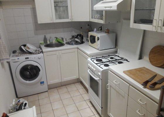 Instalace kuchyňské desky + odpad