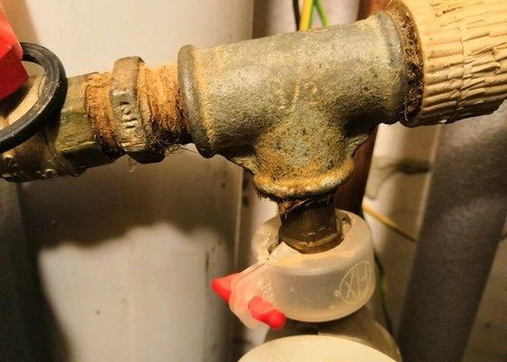 Oprava vodoinstalace