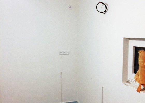 Montáž kuchyňské linky Ikea - Brandýsek