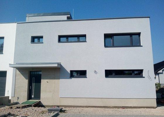 Stavba dvojdomu LIBEREC