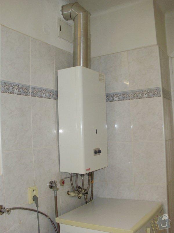 Výměna karmy za boiler: PA070001