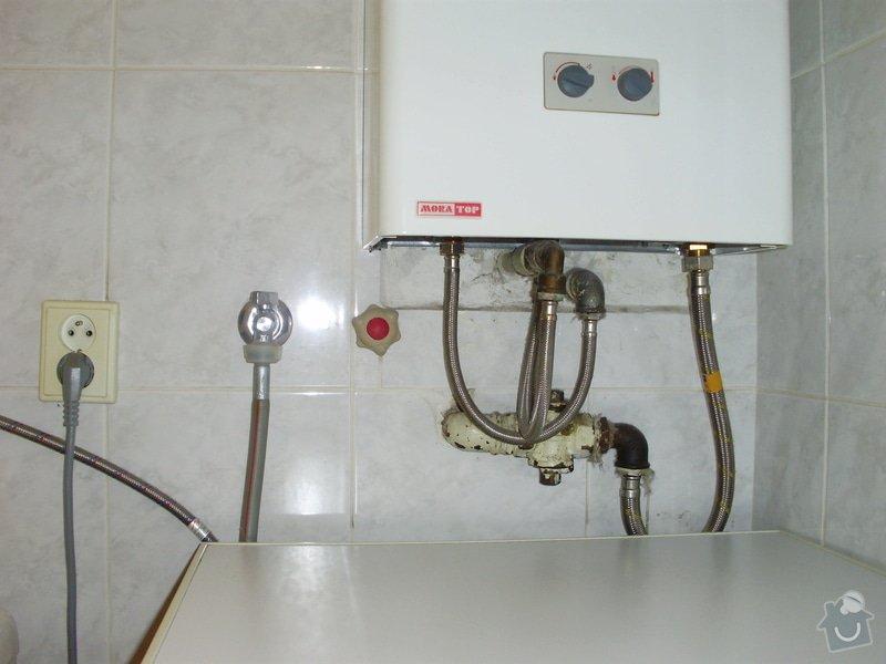 Výměna karmy za boiler: PA070002